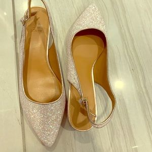 Sparkly/glitter shoes size 11